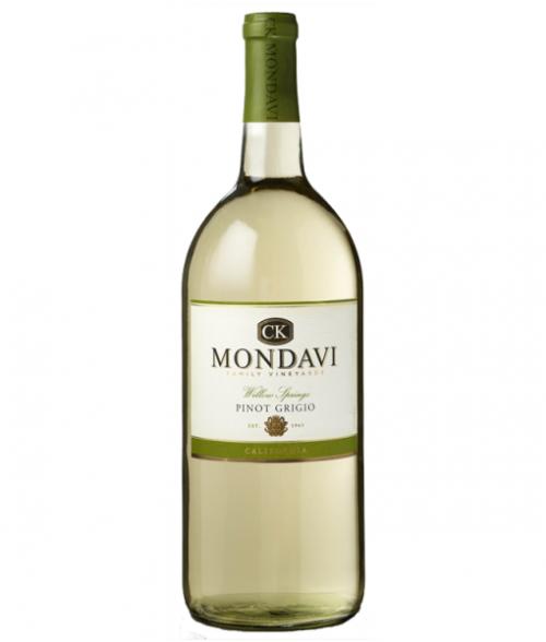 C.K. Mondavi Pinot Grigio 1.5L NV