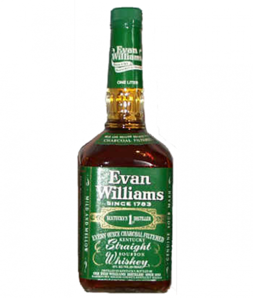 Evan Williams Green 80 1.75L