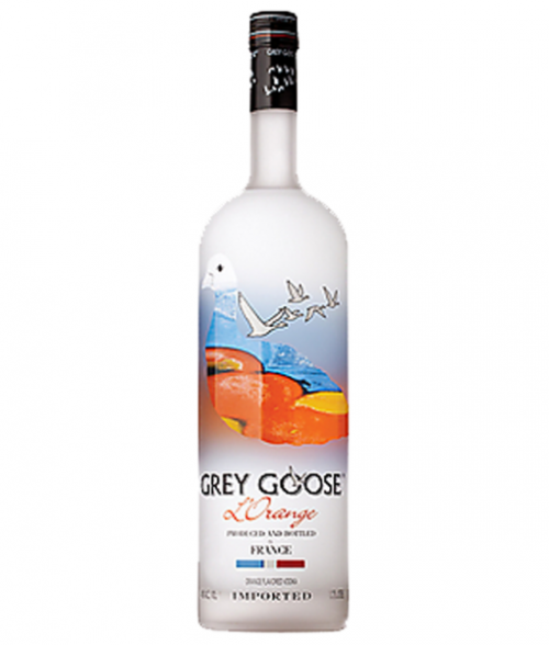 Grey Goose L'Orange Vodka 1L