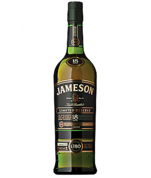 Jameson 18Yr Irish Whiskey 750ml