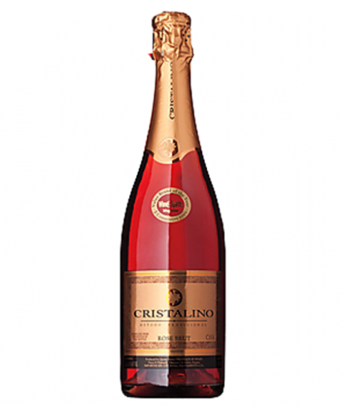 Jaume Serra Cristalino Brut Rose 750Ml NV