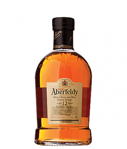 Dewar's Aberfeldy 12Yr Highland Single Malt Scotch 750ml