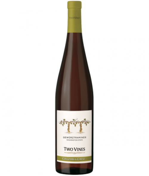Columbia Crest Two Vines Gewurztraminer 750ml NV