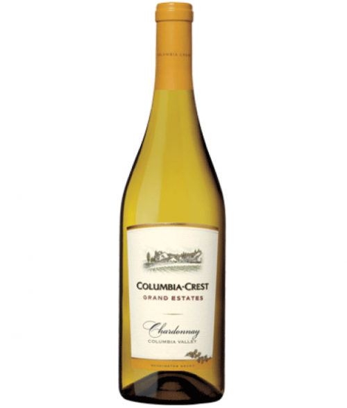 2015 Columbia Crest Grand Estates Chardonnay 750Ml
