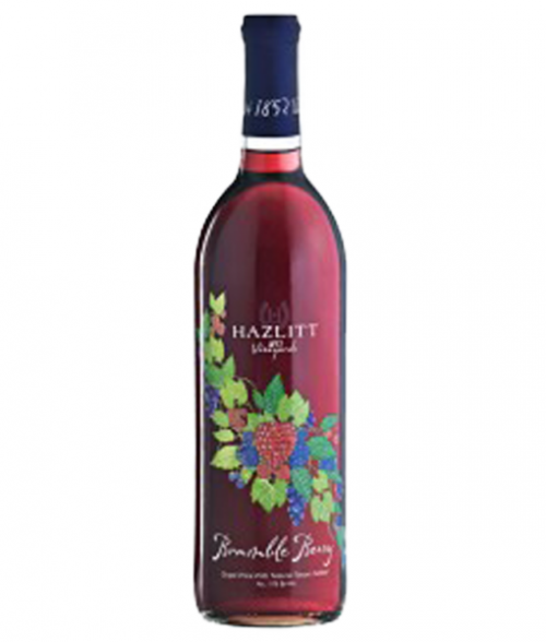 Hazlitt Bramble Berry 750Ml NV