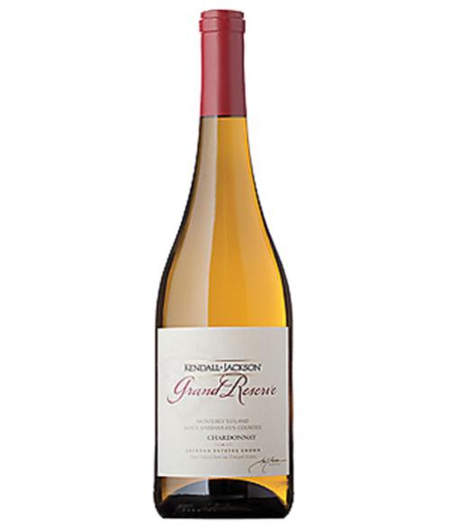 2017 Kendall Jackson Grand Reserve Chardonnay 750ml