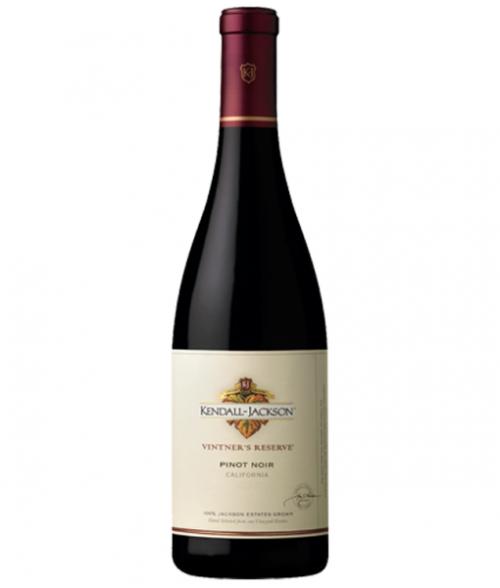 Kendall Jackson Vintners Reserve Pinot Noir 750Ml NV