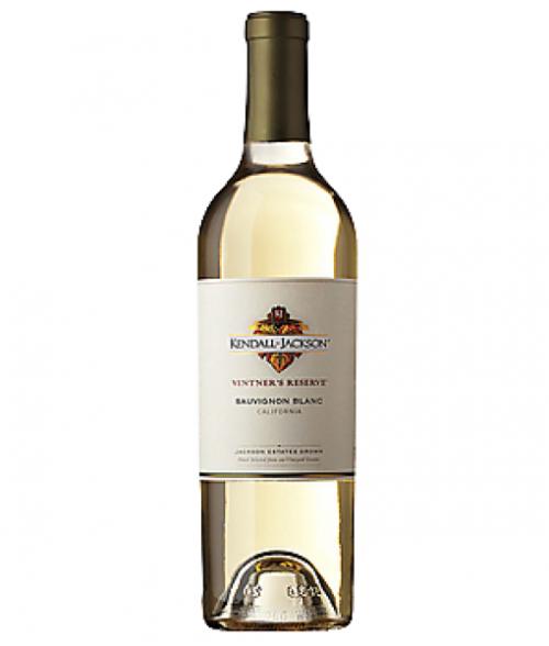 Kendall Jackson Vintners Reserve Sauvignon Blanc 750Ml NV