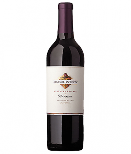 Kendall Jackson Vintners Reserve Summation Red 750Ml NV