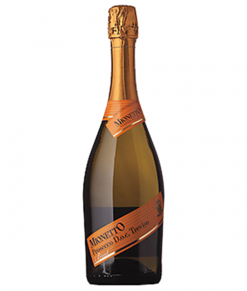 Mionetto Prosecco Brut Gold Label 750ml NV