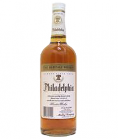 Philadelphia Blended Whiskey 1L