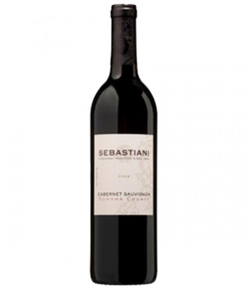 2016 Sebastiani Sonoma Cabernet Sauvignon 750Ml