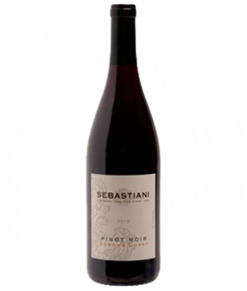 2018 Sebastiani Sonoma Pinot Noir 750ml