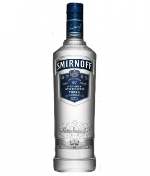 Smirnoff 100 Proof Vodka 1L