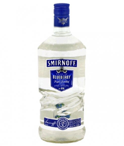 Smirnoff Blueberry Vodka 1.75L