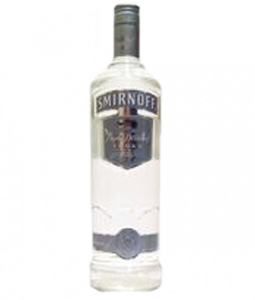 Smirnoff Silver 90 Proof Vodka 1L