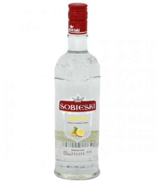 Sobieski Cytron Vodka 1L