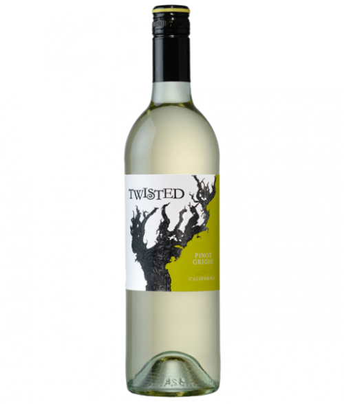 Twisted Pinot Grigio 750Ml