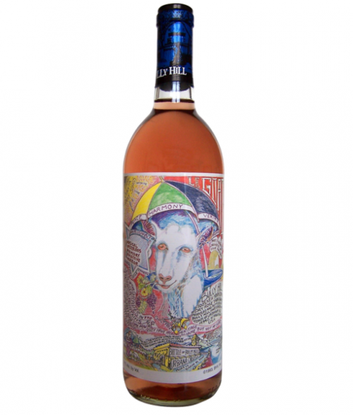 Bully Hill Goat Blush 750ml NV