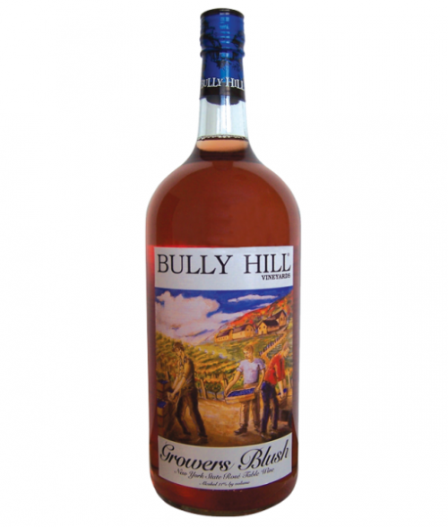 Bully Hill Grower's Blush 1.5L NV