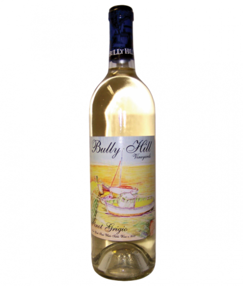 Bully Hill Pinot Grigio 750Ml NV