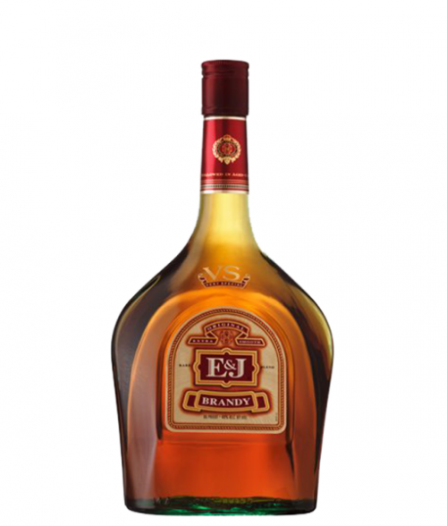 E & J VS Brandy 1.75L