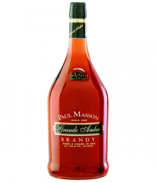 Paul Masson Grande Amber VS Brandy 1L