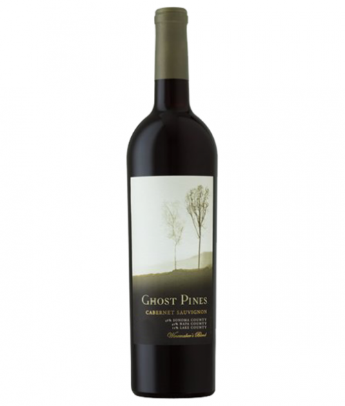 Ghost Pines Cabernet Sauvignon 750ml NV