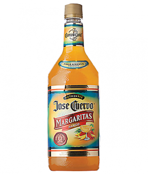 Jose Cuervo Authentic Mango Margarita 1.75L
