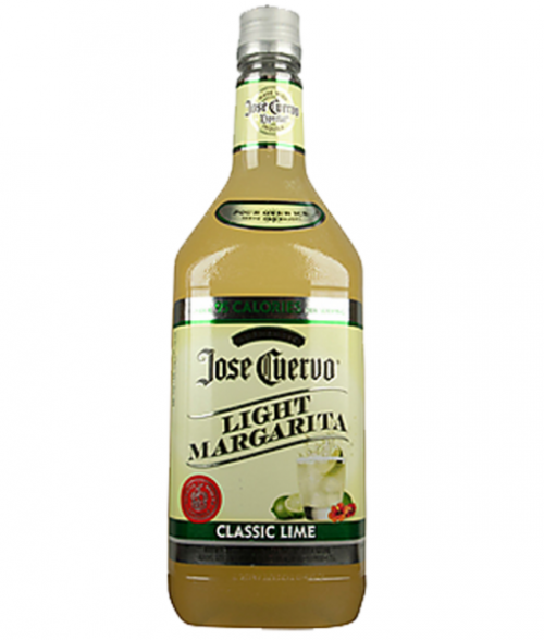 Jose Cuervo Authentic Light Margarita Classic Lime 1.75L