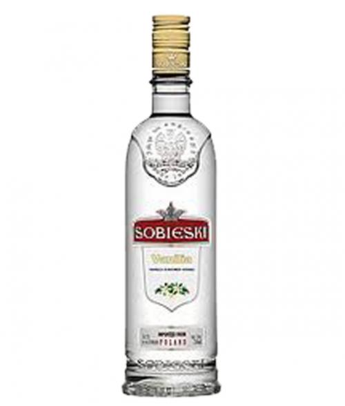 Sobieski Vanilla Vodka 1L