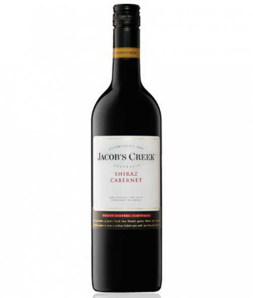 Jacob's Creek Shiraz/Cabernet 750Ml NV