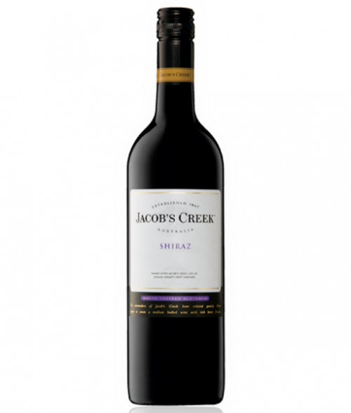Jacob's Creek Shiraz 750ml NV