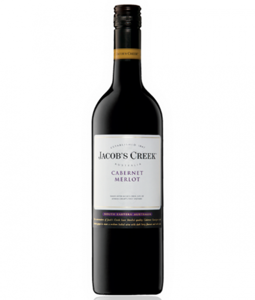 Jacob's Creek Cabernet/Merlot 750Ml NV