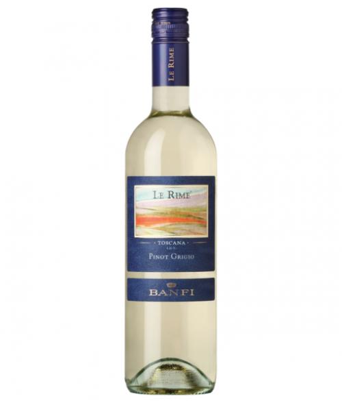 Banfi Le Rime Pinot Grigio 750ml NV