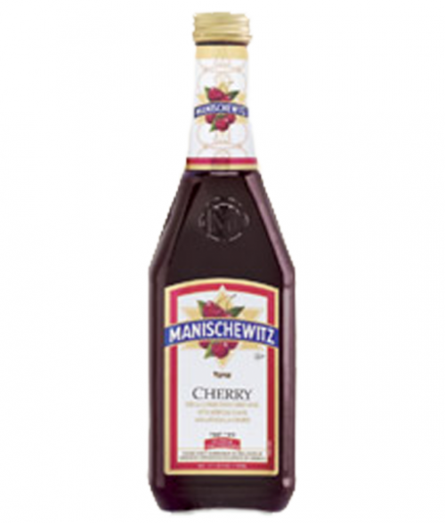 Manischewitz Cherry Wine 750ml NV