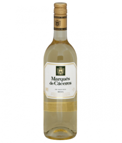 2019 Marques De Caceres White Rioja 750ml