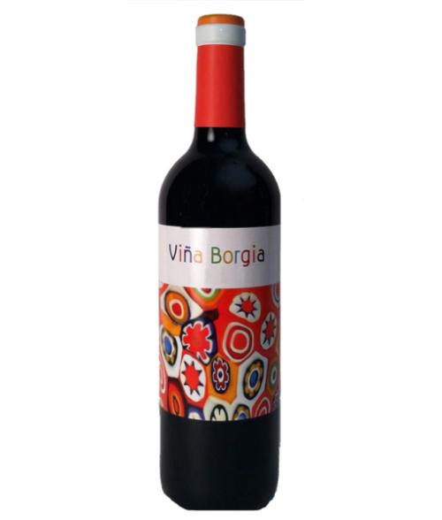 2017 Vina Borgia Campo De Borja 750ml