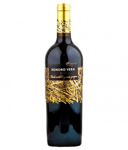 2018 Honoro Vera Organic Monastrell 750ml