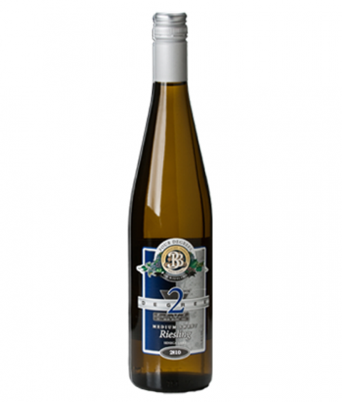 Three Brothers 2nd Degree Medium-Sweet Riesling 750ml NV
