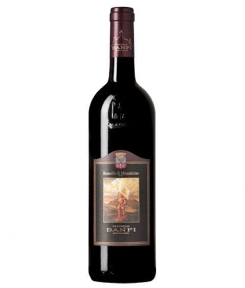 2014 Banfi Brunello Di Montalcino 750Ml