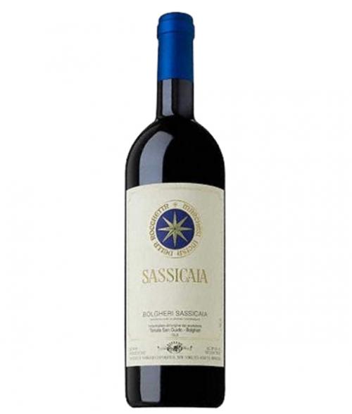 2016 Tenuta San Guido Sassicaia 750Ml