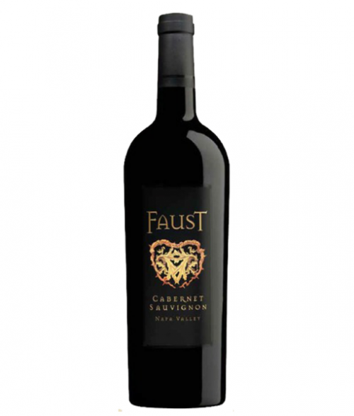 2017 Faust Napa Cabernet Sauvignon 750ml