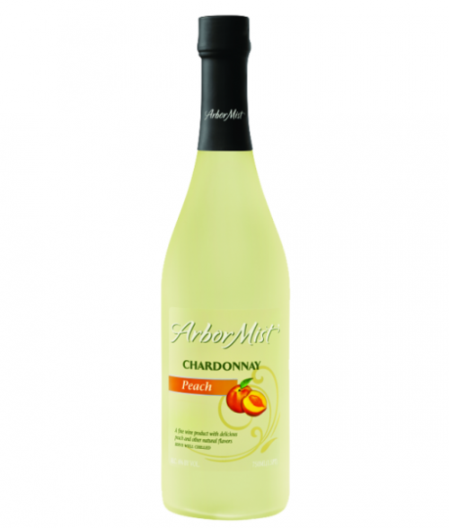 Arbor Mist Peach Chardonnay 750ml NV
