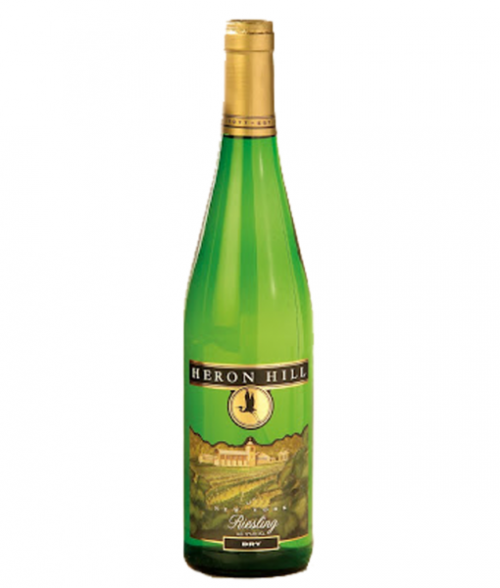 2018 Heron Hill Dry Riesling 750ml
