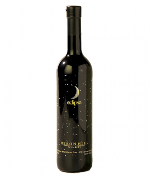 2016 Heron Hill Eclipse Red 750Ml