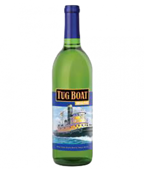 Lucas Tug Boat White Nv