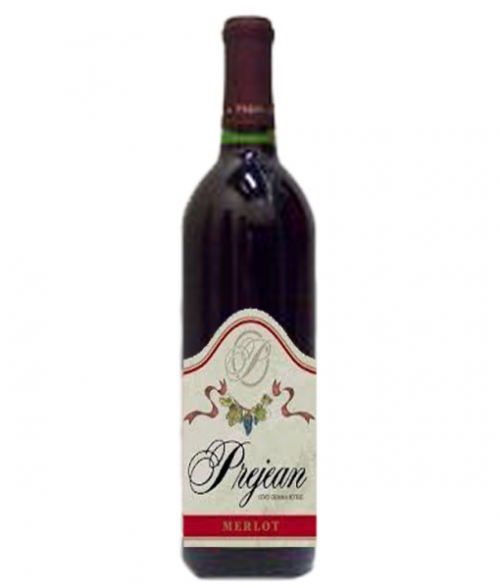 Prejean Merlot 750ml NV