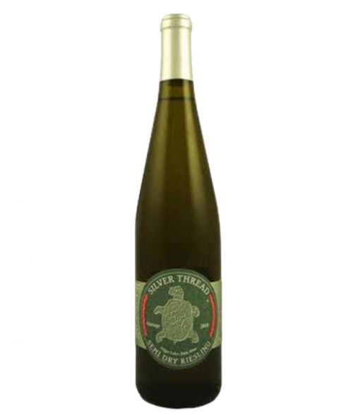 2017 Silver Thread Semi-Dry Riesling 750ml