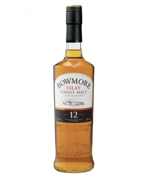 Bowmore 12Yr Islay Single Malt Scotch 750ml